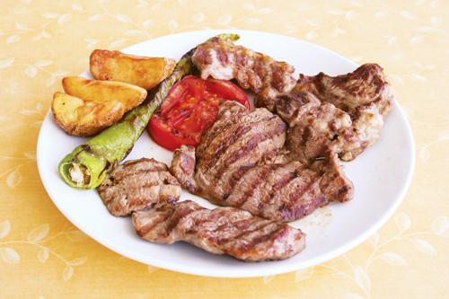 Biftek Izgara, Biftek Izgara Tarifi, Resimli Oktay Usta Biftek Izgara Tarifi Yapılışı