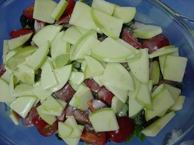 Et Salatası, Et Salatası Tarifi, Resimli Oktay Usta Et Salatası Tarifi Yapılışı