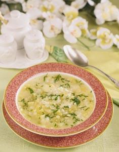 Kabaklı Pirinç Çorbası, Kabaklı Pirinç Çorbası Tarifi, Resimli Oktay Usta Kabaklı Pirinç Çorbası Tarifi Yapılışı