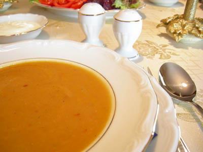 Macar Çorbası, Macar Çorbası Tarifi, Resimli Oktay Usta Macar Çorbası Tarifi Yapılışı