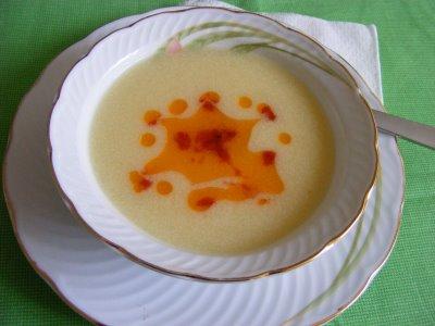 Patates Çorbası, Patates Çorbası Tarifi, Resimli Oktay Usta Patates Çorbası Tarifi Yapılışı