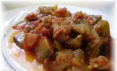Patlıcanlı Silkmesi, Patlıcanlı Silkmesi Tarifi, Resimli Oktay Usta Patlıcanlı Silkmesi Tarifi Yapılışı