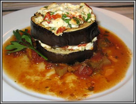 Peynirli Patlıcan, Peynirli Patlıcan Tarifi, Resimli Oktay Usta Peynirli Patlıcan Tarifi Yapılışı