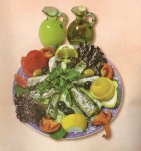 Sardalya Salatası, Sardalya Salatası Tarifi, Resimli Oktay Usta Sardalya Salatası Tarifi Yapılışı