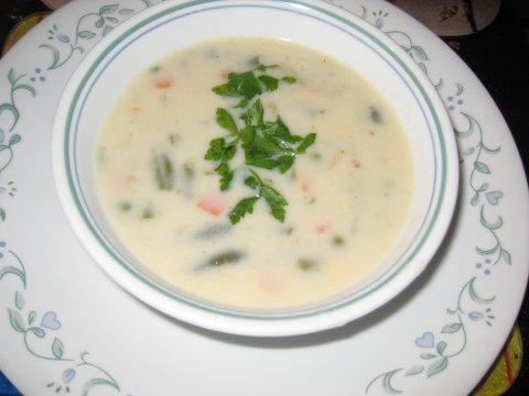 Sebze Çorbası, Sebze Çorbası Tarifi, Sebze Çorbası Tarifi, Resimli Oktay Usta Sebze Çorbası Tarifi Yapılışı