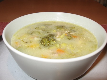 Sebzeli Köylü Çorbası, Sebzeli Köylü Çorbası Tarifi, Resimli Oktay Usta Sebzeli Köylü Çorbası Tarifi Yapılışı