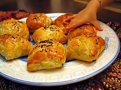 Talaş Böreği, Talaş Böreği Tarifi, Resimli Oktay Usta Talaş Böreği Tarifi Yapılışı