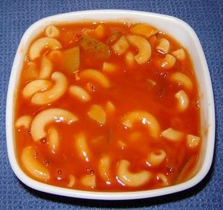Makarna Çorbası, Makarna Çorbası Tarifi, Resimli Oktay Usta Makarna Çorbası Tarifi Yapılışı