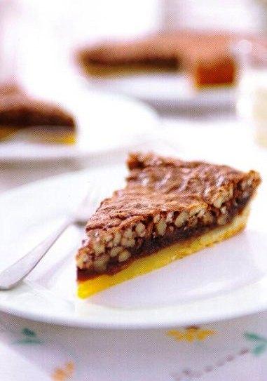 Çikolatalı Cevizli Turta, Çikolatalı Cevizli Turta Tarifi, Çikolatalı Cevizli Turta Tarifi, Resimli Oktay Usta Çikolatalı Cevizli Turta Tarifi Yapılışı