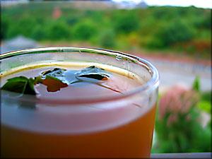 Elma ve nane çayı,Elma ve nane çayı Tarifi, Resimli Oktay Usta Elma ve nane çayı Tarifi Yapılışı