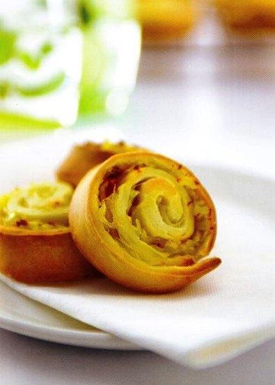 Soğanlı Çörek Tarifi, Soğanlı Çörek Tarifi, Resimli Oktay Usta Soğanlı Çörek Tarifi Yapılışı