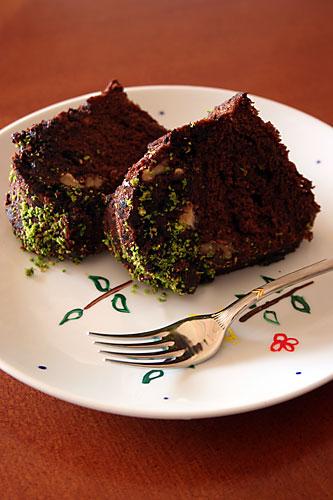 Çikolatakolik Kek, Çikolatakolik Kek Tarifi, Resimli Oktay Usta Çikolatakolik Kek Tarifi Yapılışı