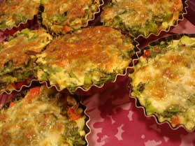 Sebzeli Kek, Sebzeli Kek Tarifi, Resimli Oktay Usta Sebzeli Kek Tarifi Yapılışı
