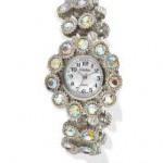 Çicek Desenli Kol Saat Modelleri