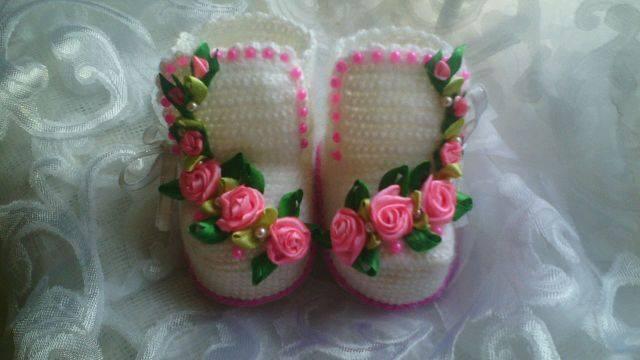 Çok Şirin Bebek Patik Modelleri