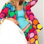 Çok Renkli Bayan Pijama Modelleri