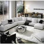 İstikbal Beyaz Köşe Takım Modelleri 150x150 İstikbal Köşe Takımları Modelleri