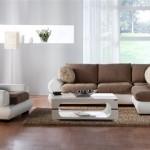 İstikbal Kahverengi Köşe Takımları 150x150 İstikbal Köşe Takımları Modelleri