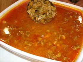 Bamya Çorbası, Bamya Çorbası Tarifi, Resimli Oktay Usta Bamya Çorbası Tarifi Yapılışı