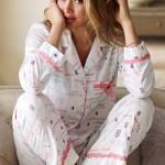 Bayan Pijama Modellerine Örnekleri