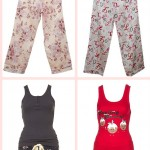Bayan Pijamaya Örnekler