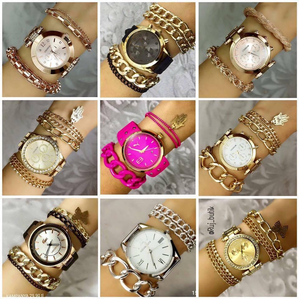Bayan Saati Modelleri