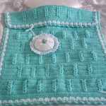 Bebek Battaniye Yatak Ortusu Modeli