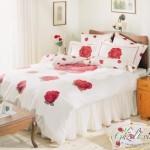 Beyaz Saten Taç Uyku Setleri1 150x150 Ranza Modelleri
