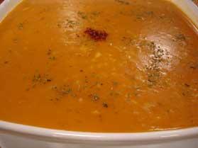 Bulgur Çorbası, Bulgur Çorbası Tarifi, Resimli Oktay Usta Bulgur Çorbası Tarifi Yapılışı