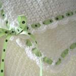 Cok Modern Bebek Battaniye Modelleri