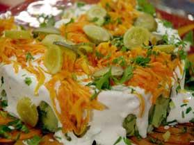 Güz Salatası, Güz Salatası Tarifi, Resimli Oktay Usta Güz Salatası Tarifi Yapılışı