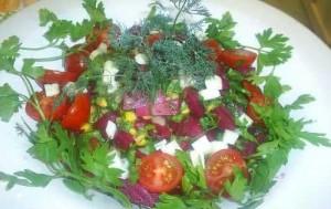 Kırmızı Pancar Salatası, Kırmızı Pancar Salatası Tarifi, Resimli Oktay Usta Kırmızı Pancar Salatası Tarifi Yapılışı