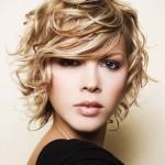 Kısa Saç Modeli 2012 Trendi