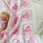 Kalpli Bebek Battaniye Modeli
