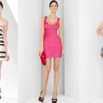 Kisa Etekli Gece Elbise  Modelleri