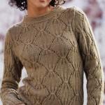 Kislik Bayan Triko Kazak Modeli