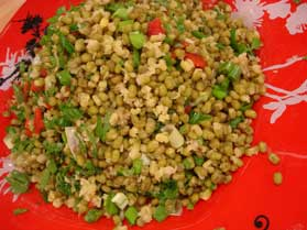 Maş Piyazı Salatası , Maş Piyazı Salatası Tarifi, Resimli Oktay Usta Maş Piyazı Salatası Tarifi