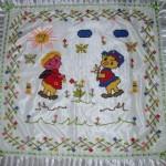 Modern Bebek Battaniye Cesitleri