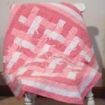 Modern Bebek Battaniye Ornekleri