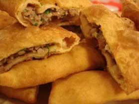 Pirinçli Börek, Pirinçli Börek Tarifi, Resimli Oktay Usta Pirinçli Börek Tarifi Yapılışı