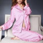 Puanlı Bayan Pijama Çeşitleri