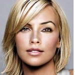 Sarı Kısa Saç Modelleri Çeşitleri