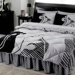 Siyah ve Beyazın Muhteşem Uyumu1 150x150 Ranza Modelleri