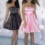 Son Moda Kısa Abiye Modelleri