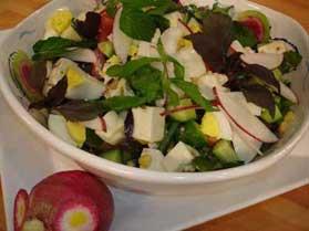 Tok Tutan Salata, Tok Tutan Salata Tarifi, Resimli Oktay Usta Tok Tutan Salata Tarifi Yapılışı