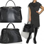 Vakko Klasik Kıyafet İçin Çanta Modeli