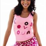 Yazlık Bayan Pijama Modeli