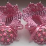 Yeni Patik Örnekleri 150x150 Bebek Patik Modelleri