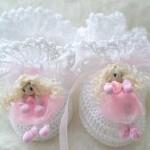 bebek süslemeli farklı patikler 150x150 Bebek Patik Modelleri