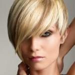 Kısa Saç Sarı Modeli
